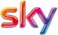 Sky Store Buy And Keep associated logo
